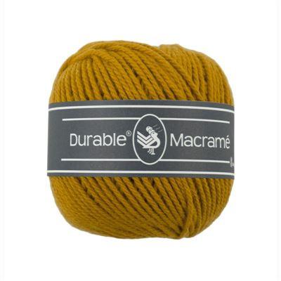Durable Macramé 100g - 90m oker