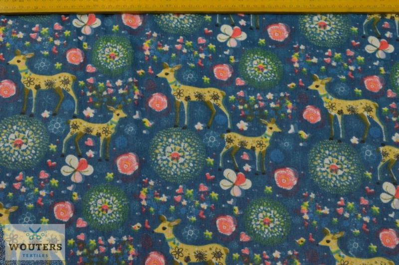 Canvas - giraf