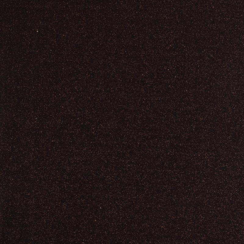 Glitter zwart met koper