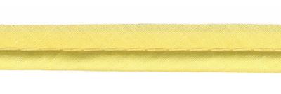 Paspel dik zacht geel