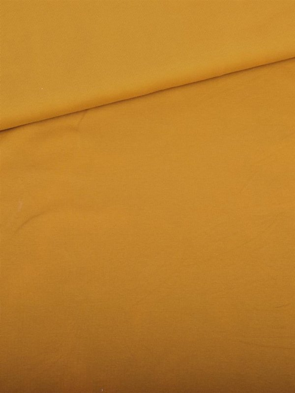EVA MOUTON RIBBING Ribbing - Mostard Yellow