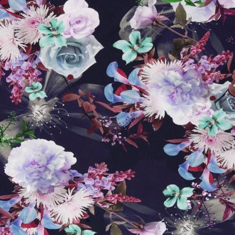 Matti blossoms bordeau