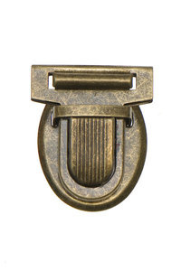 tassluiting brons