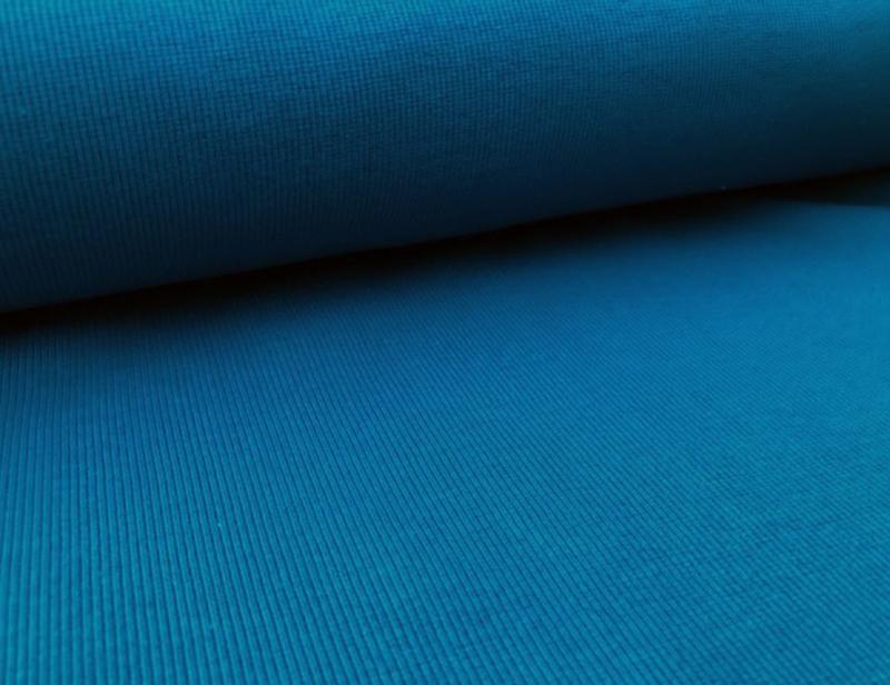 Boordstof blauw Annabella