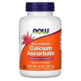 Now Foods, Calcium Ascorbaat, Zuivere Vitamine C poeder, 227 gram,  voor vegetariërs en veganisten