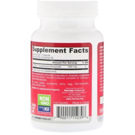 Jarrow, Glutathion Reduced, 500 mg, 60 vegetarische capsules