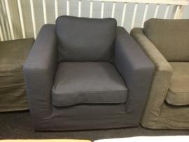 fauteuil easy living van Linteloo met nieuwe hoes