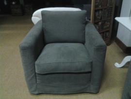 gebruikte linteloo happy living fauteuil met nieuwe hoes