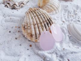 Oorbellen Trudy - Licht roze