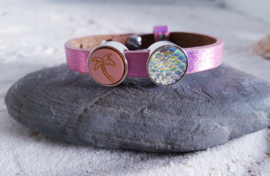 Kids Ocean vibes -  Holographic pink