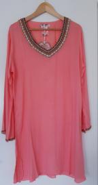 Tuniek Shell - Hot Lava pink XL