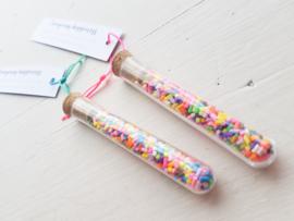 Emergency Happiness Sprinkles tube