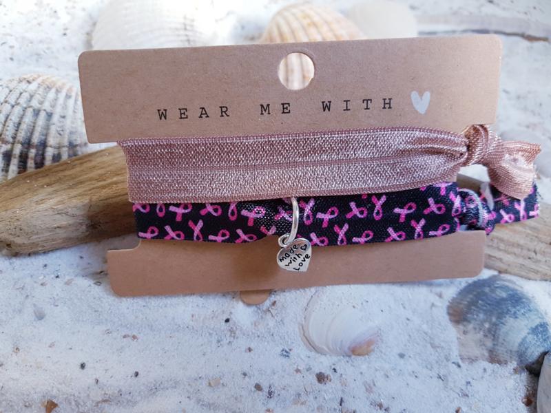 Pink Ribbon Set 2