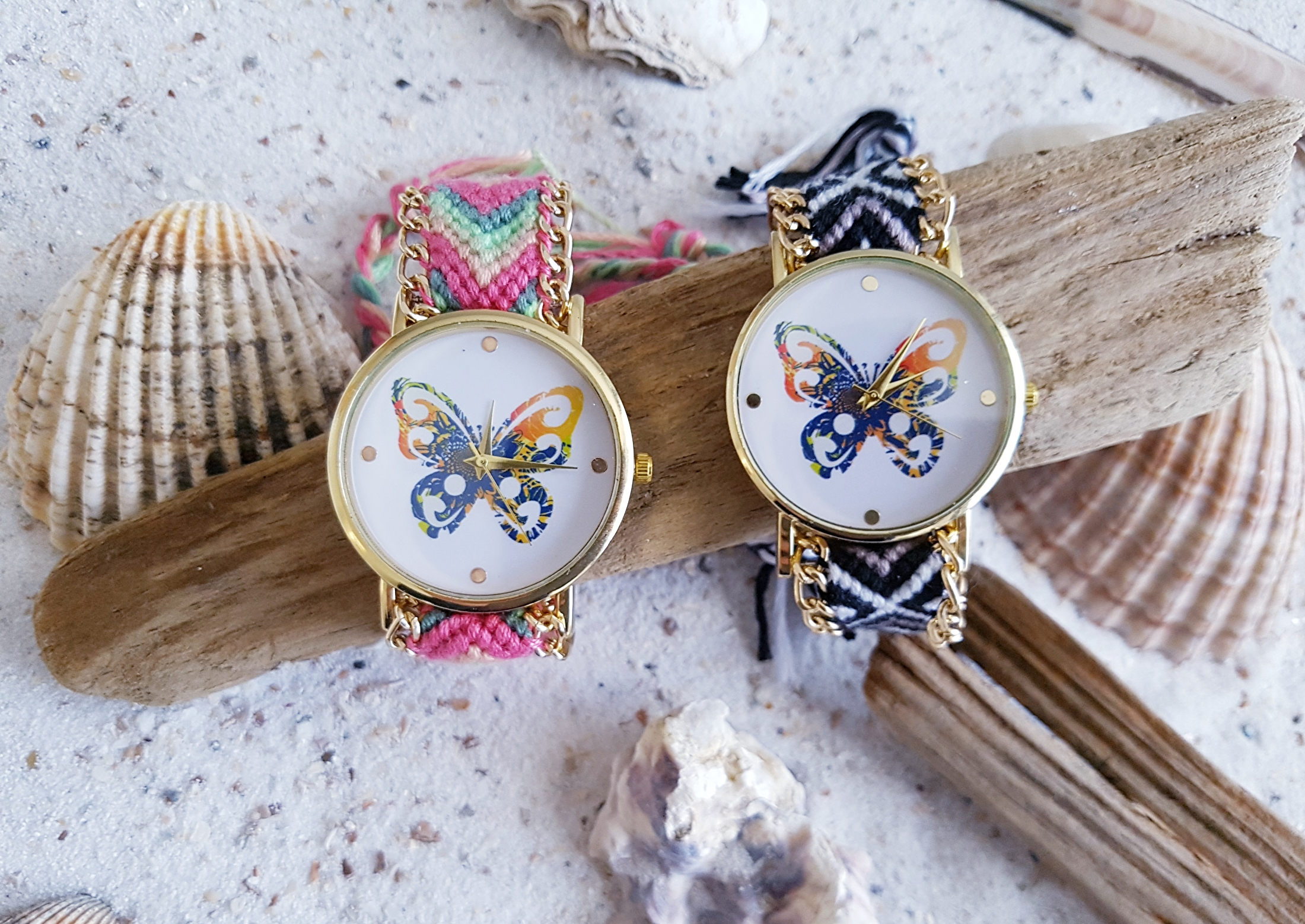 Butterfly watch