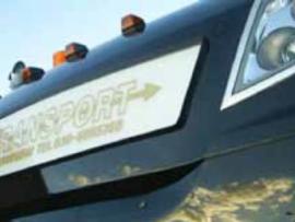 Ledplaat 24V voor DAF XF105/106 Super Space Cab