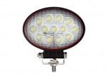 OVALE 13 LED WERKLAMP groot 39 watt