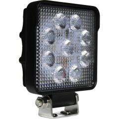 LED R23 WERKLAMP IP69K / 1710 LUMEN / 13,5 WATT / 9 - 30V