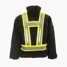 light-vest yellow base werkharnas