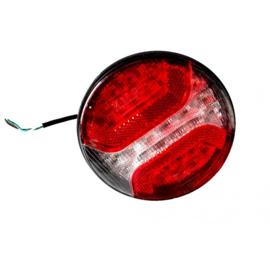 MIstlicht/achteruitrijlicht  LED ROND