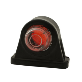 Breedte lamp klein   12/24 volt