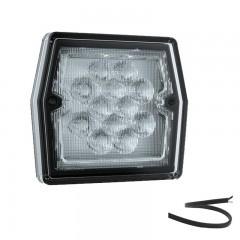 LED COMPACT ACHTERUITRIJLICHT 12V 1M. KABEL