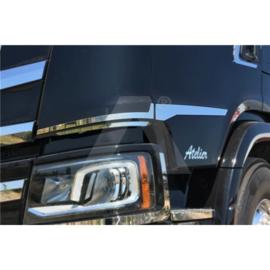 SCANIA R/S Serie 16+ CABIN SIDE PROFILES