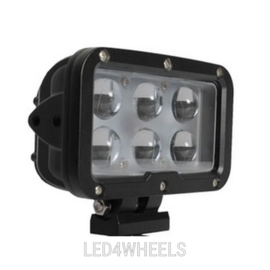 Led Werklamp 4d  proline 60 watt