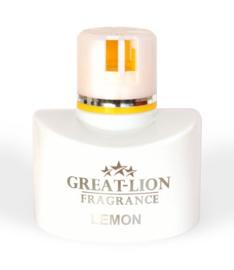 Lemon Car Fragrance