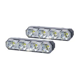 Dagrijverlichting 12/24 volt met typegoedkeuring ece r87