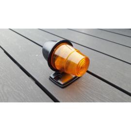 Toplamp oranje 12/24 volt oldskool gloeilamp