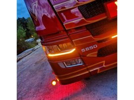 CONVERSION SET SCANIA S & R NEXT GEN DRL AMBER