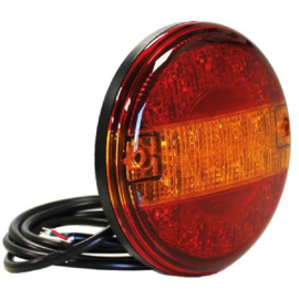 Hamburger Led slimline lamp 12-24v