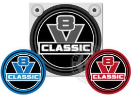 V8 CLASSIC - LICHTBAKJE DELUXE