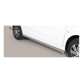 Berlingo 15- Design Side Protections Inox side bars