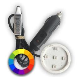 Poppy LED-verlichting RGB 12-24V