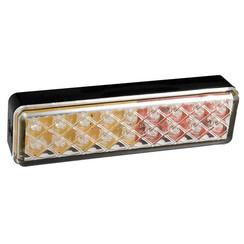 LED achterlicht slimline 12-24v