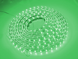 GROEN- FLEXISTRIP LED - IP68 OUTDOOR USE 24 VOLT
