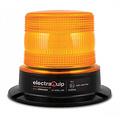R65 ALU LED Flits/zwaailamp Amber 10 - 30V