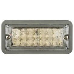 LED interieurverlichting grijs 12v, koud wit