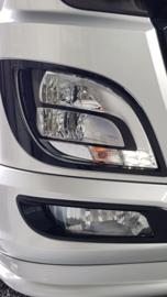 Stickerset daf xf 106 koplampen en skylights