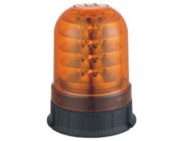 LED zwaailamp ORANJE lampglas 12-24V