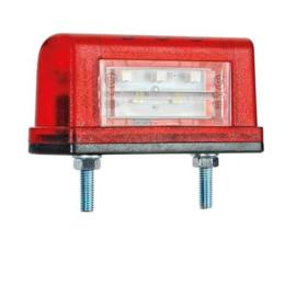 LED kentekenverlichting 12-36v