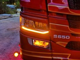 Positie verlichting voor mistlampen Scania 2016 next gen div kleuren