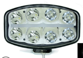 FULL LED oval  met stadslicht led type 2