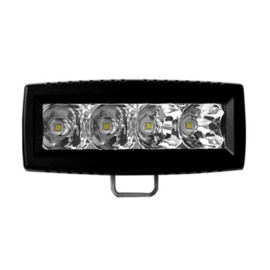 Led 20 watt 12/24 volt  SINGLE 5 4'' spot