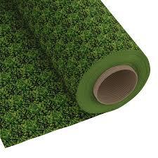 Deense  Pluche groen