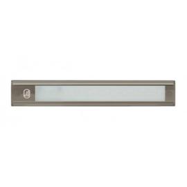 LED Interieurverlichting incl touch schakelaar GRIJS 26cm 12V koud wit