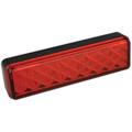 LED rem/achterlicht slimline 12-24v