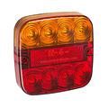 LED compact achterlicht zonder kentekenverlichting 12v 0,5m. kabel