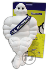 MICHELIN MAN MASCOT - 40 CM - LIMITED EDITION